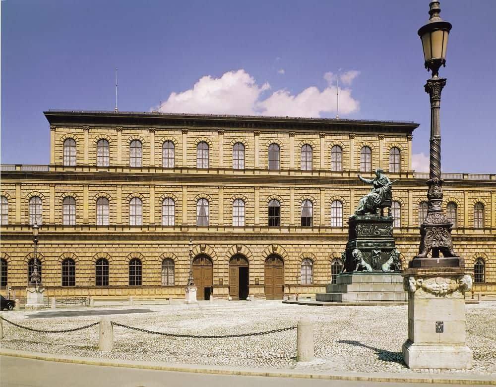 Musik am Münchner Hof - eine musikalische Residenzführun