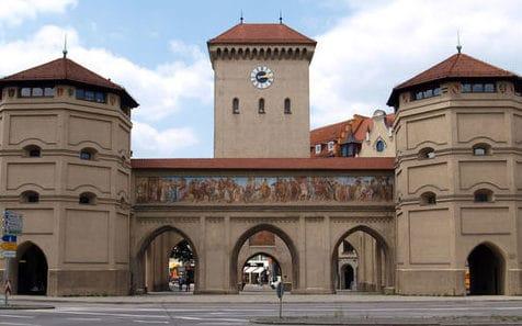 Isartor in München