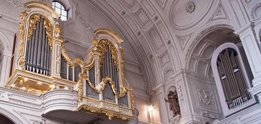 Foto Orgel St. Michael