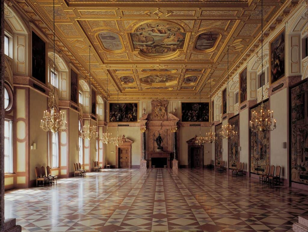 Kaisersaal der Residenz