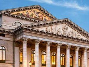 Nationaltheater München - Münchner Musikspaziergänge