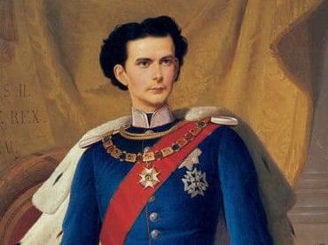 Gemälde König Ludwig II.