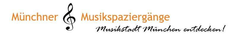 Münchner Musikspaziergänge Logo