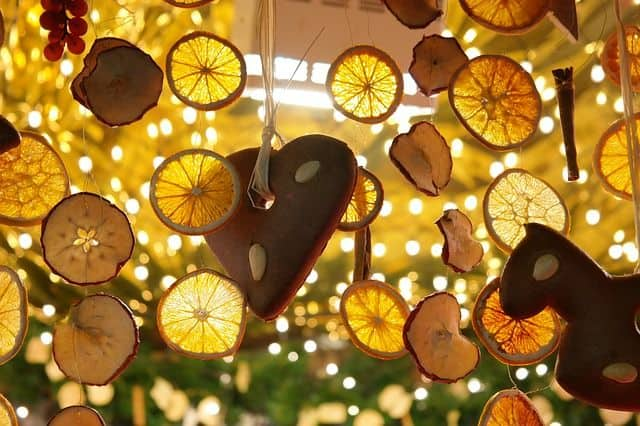 Weihnachtsmarktstimmung in der Residenz