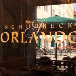 Führung Auf den Spuren Orlando di Lassos in München - Foto von Schuhbecks Orlando im Orlando-Haus
